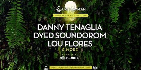 Secret Garden & Un_Mute w/ Danny Tenaglia, Dyed Soundorom & More tickets