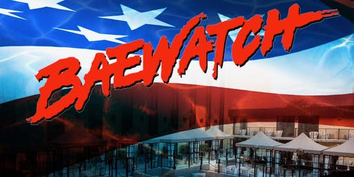 BaeWatch SwimParty |  Forth Of July