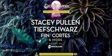 Secret Garden & Humans Alike w/ Stacey Pullen, Tiefschwarz & More tickets