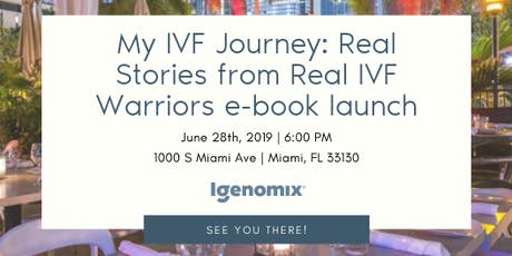 My IVF Journey: Real Stories from Real IVF Warriors tickets
