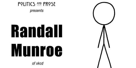 Randall Munroe: HOW TO tickets