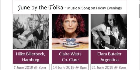 June by the Tolka  tickets