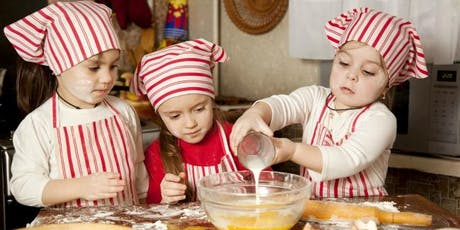 Kid's Cooking Class: Manicotti & Brownies tickets