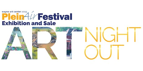 Art Night Out tickets