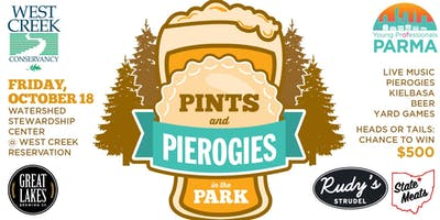 Pints and Pierogies in the Park!