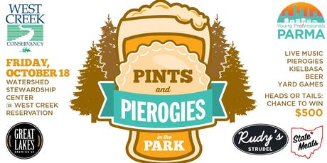 Pints and Pierogies in the Park! tickets