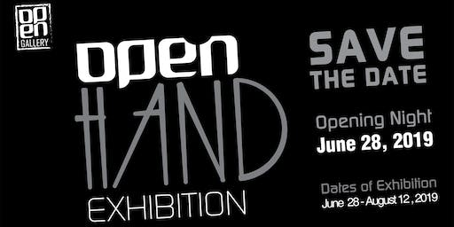 OPEN HAND Exhibition