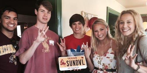 Houston, TX: ASU Sun Devil Send-Off