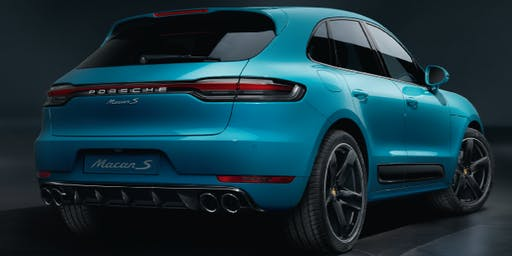 Porsche Beaverton Macan Launch Event