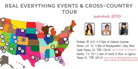 Meet Up with Stacy Toth in Texas! tickets