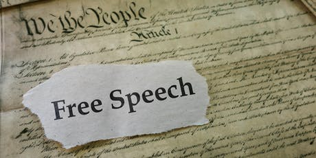 Ripped from the Headlines: The Free Speech Forum tickets