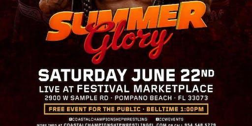 Summer Glory - Wrestling