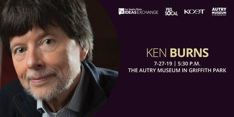 Los Angeles Times Ideas Exchange with Ken Burns tickets