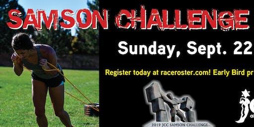 Samson Challenge 2019