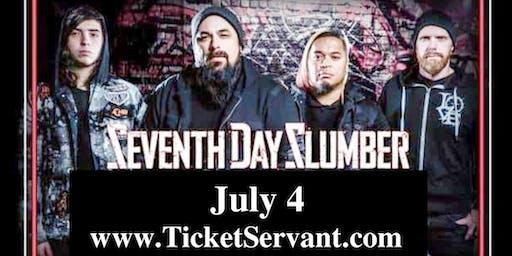 Seventh Day Slumber & Random Hero  - Summer Rockfest Tour