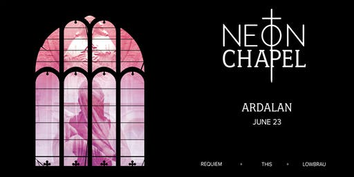 Neon Chapel featuring Ardalan (DirtyBird)