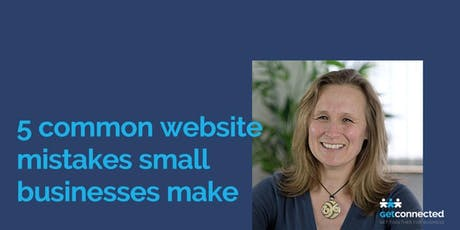 5 common website mistakes small businesses make  tickets