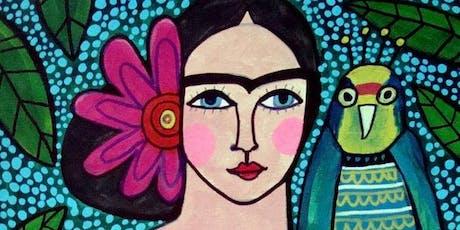 Around the World Art Workshop Ages 8-10  tickets