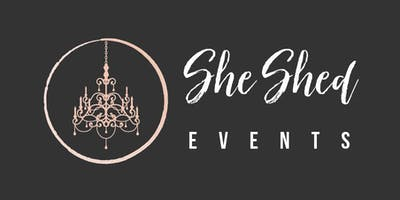 "She Shed Events Presents ""The Talk: Living the Life You Love"""