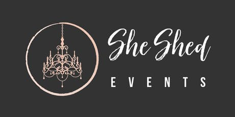 "She Shed Events Presents ""The Talk: Living the Life You Love"" tickets"