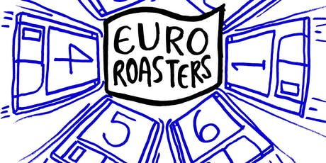 Manchester Coffee Archive #6 - Euro Roasters tickets