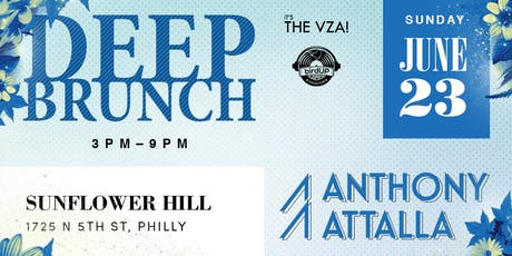 Deep Brunch Season Opener ft. Anthony Attalla tickets