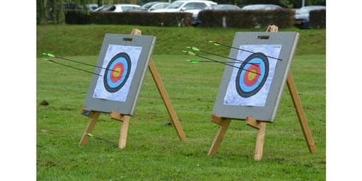 Archery Fundamentals Camp 2019 (ages 8-12)