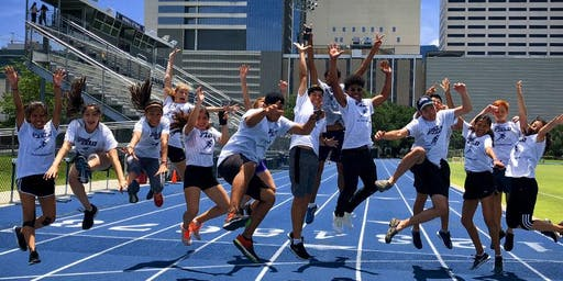 Track and Field Camp at Rice University