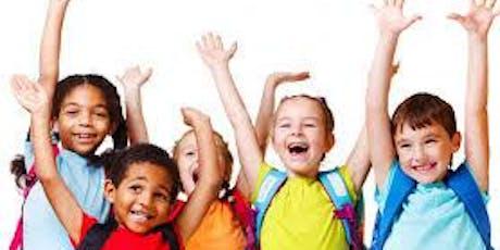 Workshop:  Kids Health  tickets