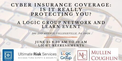 Networking & Learning: Is Your Cyber Insurance Coverage Protecting You?