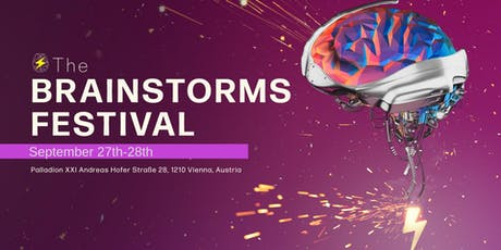 The Brainstorms Festival - Human Future Tech tickets