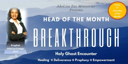 Head of the Month Breakthrough