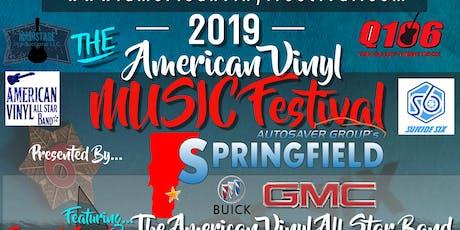 The American Vinyl Music Festival tickets