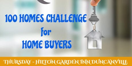 100 Homes Challenge tickets
