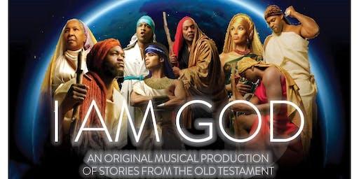 I AM GOD: A biblical christian musical