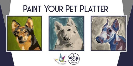Paint Your Own Pet Pawterry | Color Me Mine | Rochester