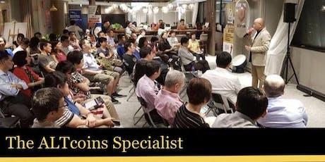 Bitcoin, Bitcoin, Bitcoin! 'a NEW ASSET class' tickets