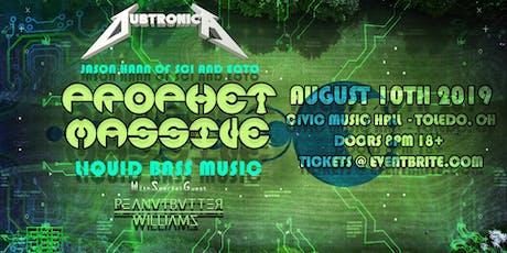 Prophet Massive (Jason Hann of SCI/EOTO} tickets