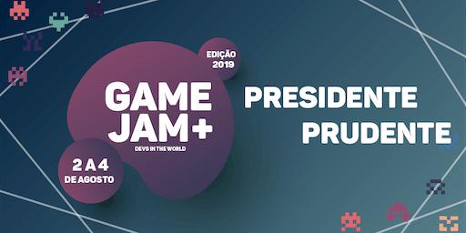 Game Jam + 2019 (Presidente Prudente)