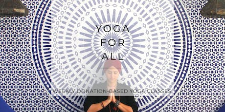 YOGA for ALL : with Be Yoga @ Commons tickets