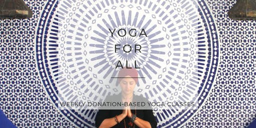 YOGA for ALL : with Be Yoga @ Commons