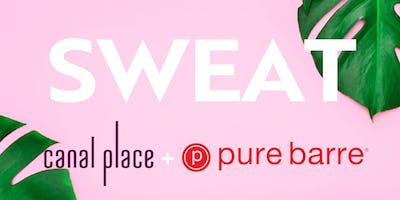 Summer Sweat with Pure Barre at Canal Place