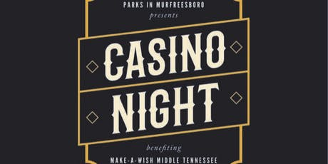 Parks Realty in Murfreesboro Casino Night  tickets