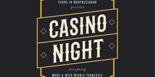 Parks Realty in Murfreesboro Casino Night