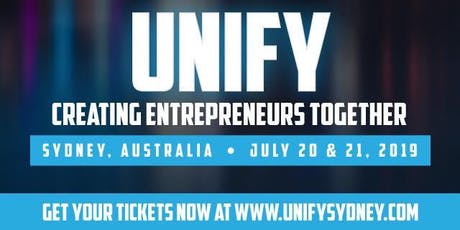 UNIFY Sydney tickets