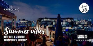 Summer Vibes - Thompson Rooftop
