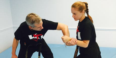A Month of Take Control Self-Defense Classes in 1 Week tickets