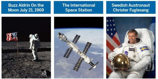 Swedes in Space