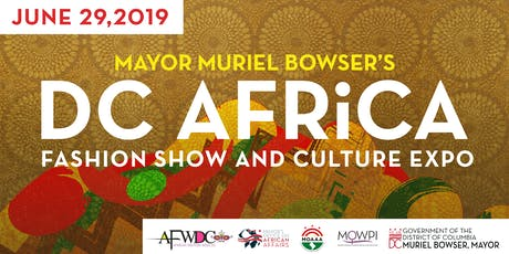 DC Africa Fashion Show and Culture Expo tickets