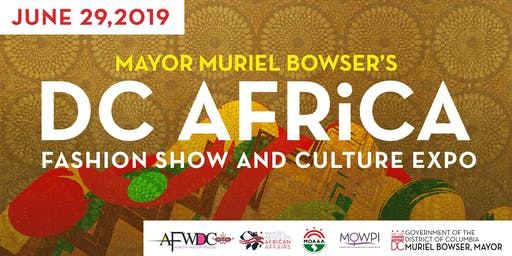 DC Africa Fashion Show and Culture Expo